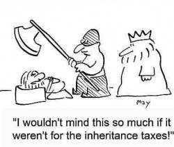 INHERITANCE TAX IN SPAIN: WE ARE ALREADY EUROPEAN!