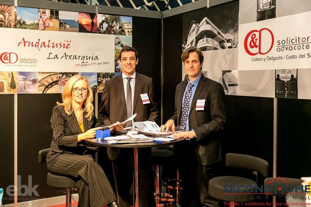 C&D Solicitors / Advocaten op Second Home Beurs Utrecht