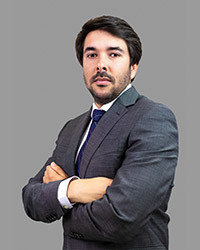 Guillermo Arenere Ruiz - lawyer C&D Solicitors