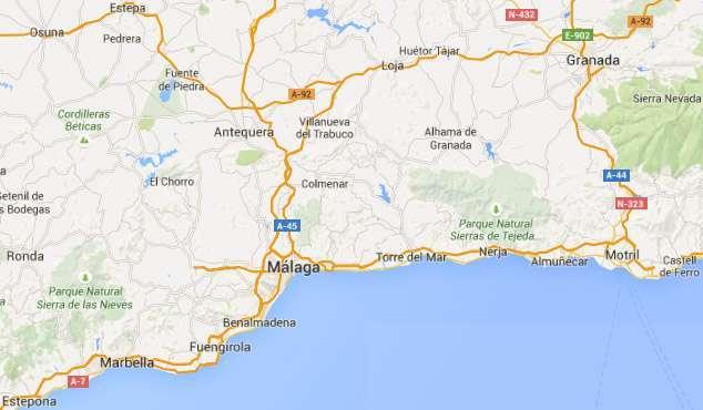 Andalucia Malaga & Granada, Costa del Sol