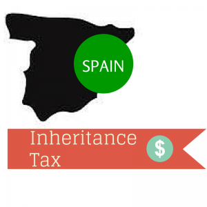 Inheritance tax Andalusian