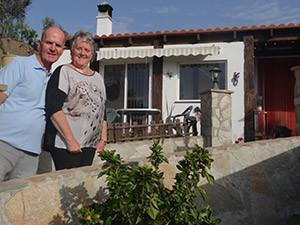 Mr. & Mrs. Page country side property Torrox
